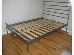 full size ikea heimdal bed frame in good condition furniture in