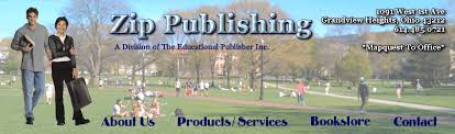 welcome to zip publishing course packets publishing print services