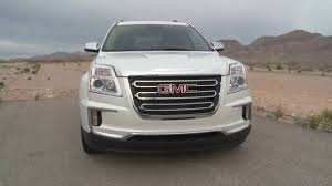 chevy terrain 2016 chevy equinox and gmc terrain preview youtube