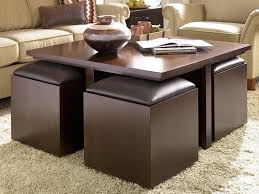 21 coffee tables with storage furniture 1 chic leather storage ottoman coffee table on