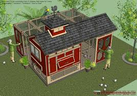 Plans For A Garden Shed by Home Garden Plans M112 Chicken Coop Plans Construction