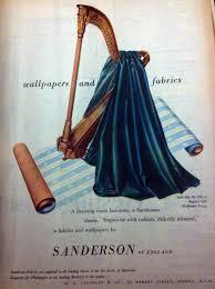 Home Decor Ads Retro Active Critiques Vintage Ads How Sanderson U0027s Home Decor