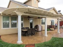 Lattice Awning Combination Style Solid And Lattice Patio Covers U2013 Sacramento