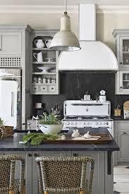 striking black kitchens to make a statement industrial kitchen