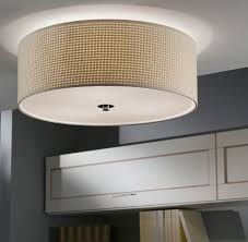 flush mount drum light lighting inspiring golden lighting modern two light flush mount