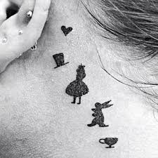 best 25 wonderland tattoo ideas on pinterest alice in
