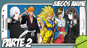imagenes juegos anime android saiyan top 10 mejores juegos anime para android parte 2