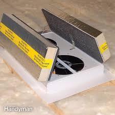 silent whole house fan choosing a whole house fan family handyman