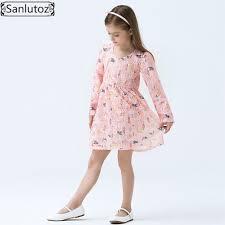 online get cheap spring girls brand dress aliexpress com