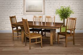 mission dining room sets 28 images mission style dining room