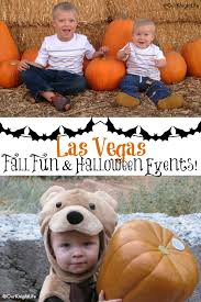 las vegas fall fun and halloween events for families