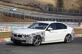 cars bmw 2016 2016 bmw f30 3 series facelift plug in hybrid starts nurburgring