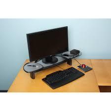 Monitor Stands For Desks Kensington Products Ergonomics Laptop Risers U0026 Monitor