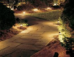 Landscape Lighting Installation - how to install outdoor lighting