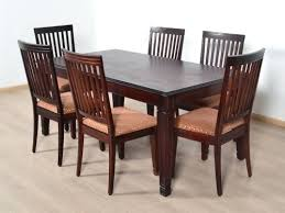 6 Seat Kitchen Table by Dining Table Second Hand 6 Seater Dining Table And Chairs Used