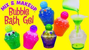 bubble bath gel maker diy cupcake shower gel for the tub alex toy