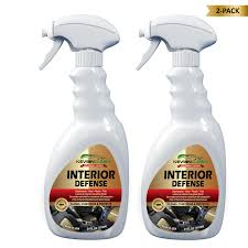 car interior cleaning spray and dashboard protectant