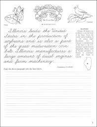 pentime cursive state lessons cc3 pinterest