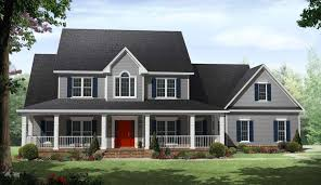 country house plans with porches baby nursery country house plan with wrap around porch design