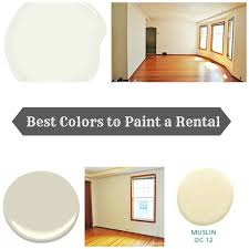 best colors to paint rentals creatively living blog