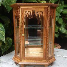 small vintage cabinet wood teak thai cupboard furniture handmade