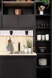 Black Kitchens 190 Best Black And White Kitchens Images On Pinterest Kitchen