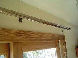 lovely patio door curtain rods or the best installing curtain rods ideas on pertaining to curtain