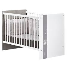 chambre sauthon sauthon lit à barreaux bébé 60x120 cm achat vente lit