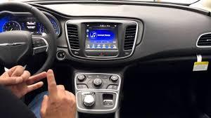 2015 Chrysler 200 Interior 2015 Chrysler 200 Limited Velvet Red Review Tilbury Chatham Youtube