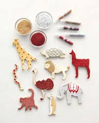 salt dough ornaments martha stewart