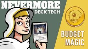 budget magic 98 28 tix modern nevermore deck tech youtube