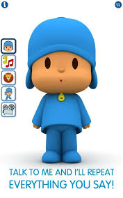 talking pocoyo premium android apps google play