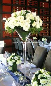 Large Martini Glass Centerpieces by Tall Martini Glass Vases U2013 Carolinemeyersphotography Com