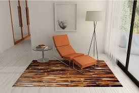 Are Cowhide Rugs Durable Striped Brown Patchwork Patchwork Cowhide Rug Shine Rugs