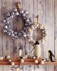 silver bells jingle bells wreath wreaths