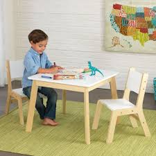 kidkraft aspen table and chair set natural kidkraft aspen table and chair set hayneedle