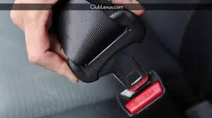 lexus pembroke pines jobs how to disable seat belt alarm in lexus is youtube