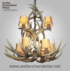 Antlers Lighting Chandelier Small Med Chandeliers Antler Chandelier
