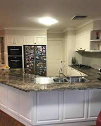 spray painting kitchen cabinets sydney d k kitchens spray painting home