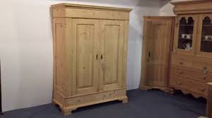 19th century antique wardrobe pinefinders old pine furniture