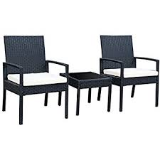 Amazoncom  Best Choice Products Outdoor Patio Furniture Wicker - Outdoor furniture set