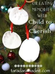 diy handprint ornaments ornament babies and holidays