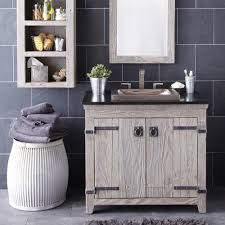 34 Inch Vanity Best Reclaimed Wood Bathroom Vanity Ideas Top Bathroom