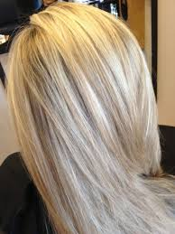 lowlights on white hair blonde with lowlights google search by myohodane hair beauty