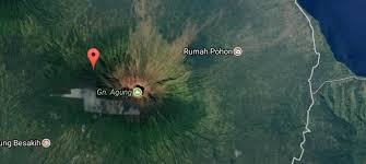 earthquake bali 2017 shallow tectonic earthquake below the agung volcano complex bali