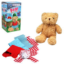 make your own bear dress ups by craft for kids u2013 daves deals