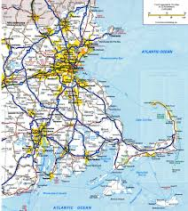 Highway Map Usa by Highway Map Of Rhode Islandfree Maps Of Us