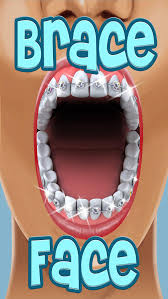 Brace Face Meme - brace face extreme medical surgery teeth doctor games apps