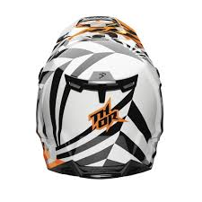 orange motocross helmet thor 2017 verge dazz mx helmet available at motocrossgiant com