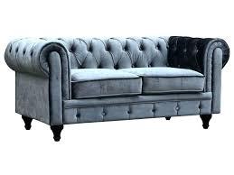 canap chesterfield gris canape chesterfield gris canapac 2 places gentleman clair t one co